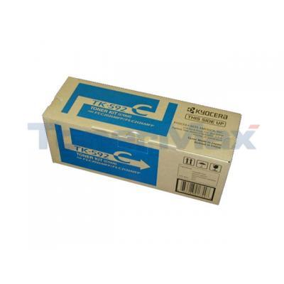 KYOCERA MITA FS-C2026MFP TONER KIT CYAN